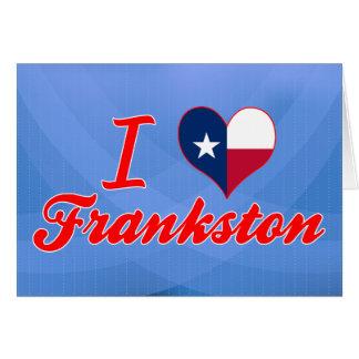 Amo Frankston, Tejas Felicitación