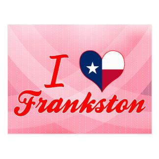 Amo Frankston, Tejas Tarjeta Postal