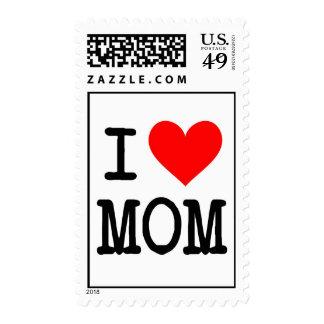 Amo franqueo de la mamá (del corazón)
