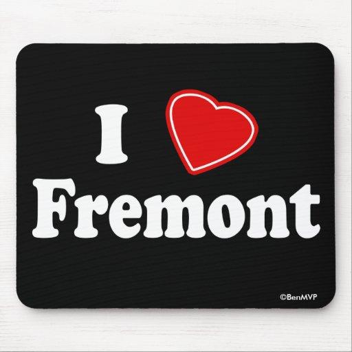 Amo Fremont Tapete De Raton