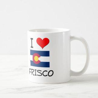 Amo FRISCO Colorado Taza