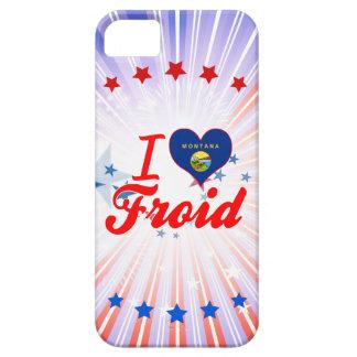 Amo Froid, Montana iPhone 5 Funda