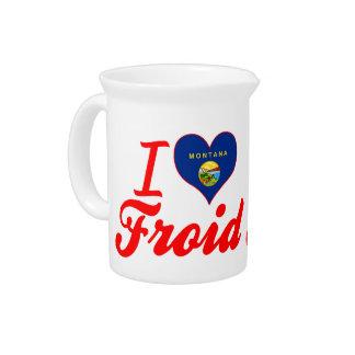 Amo Froid, Montana Jarras