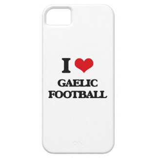 Amo fútbol gaélico iPhone 5 coberturas