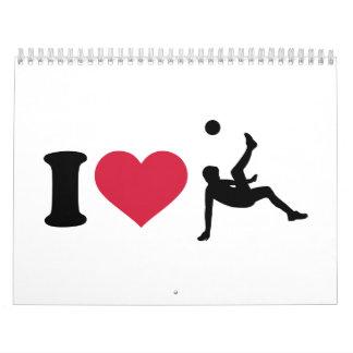 Amo fútbol calendario