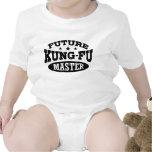 Amo futuro de Kung Fu Camisetas