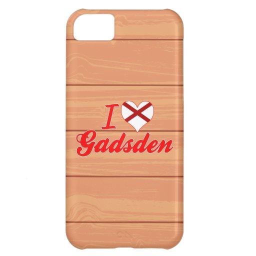 Amo Gadsden, Alabama Funda Para iPhone 5C