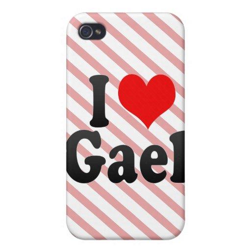 Amo Gael iPhone 4 Funda