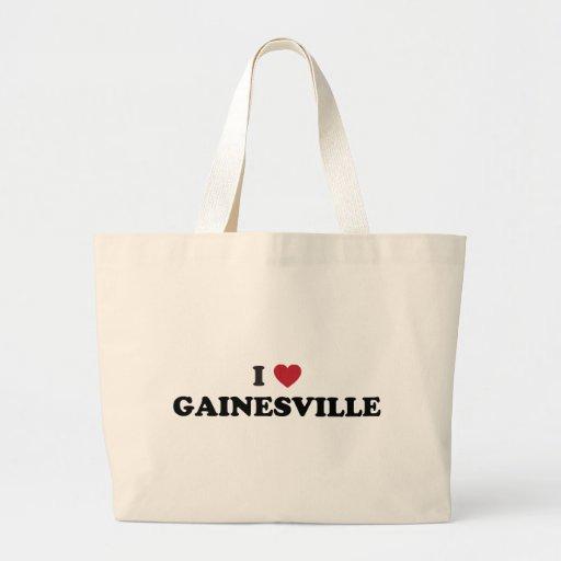 Amo Gainesville la Florida Bolsas De Mano