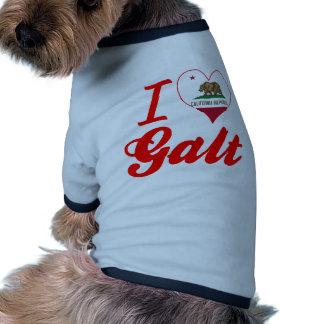 Amo Galt, California Camisa De Perro