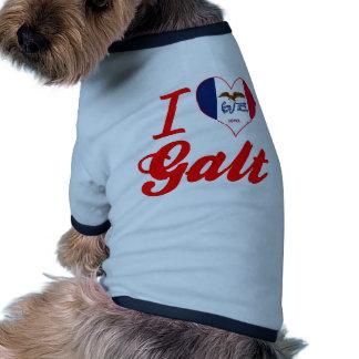 Amo Galt, Iowa Camisetas Mascota