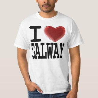 Amo GALWAY Playeras