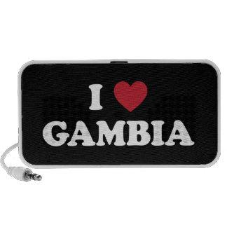 Amo Gambia Altavoces