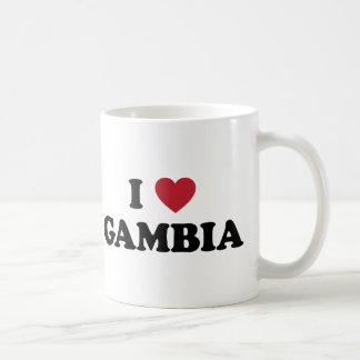 Amo Gambia Taza De Café