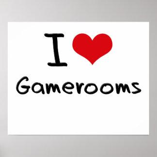 Amo Gamerooms Impresiones