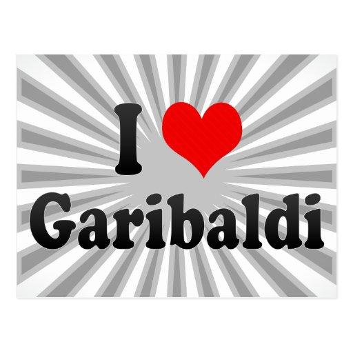 Amo Garibaldi, el Brasil Postal