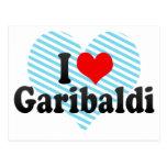Amo Garibaldi Tarjeta Postal