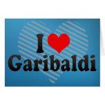 Amo Garibaldi Tarjetas