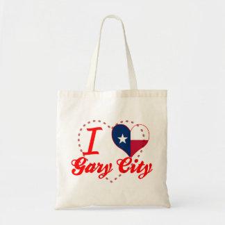 Amo Gary+Ciudad, Tejas Bolsas