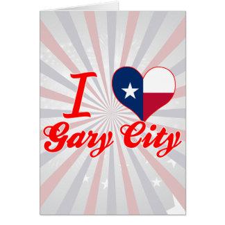 Amo Gary+Ciudad, Tejas Tarjetón