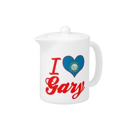 Amo Gary, Dakota del Sur