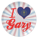 Amo Gary, Indiana Platos