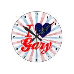 Amo Gary, Indiana Relojes