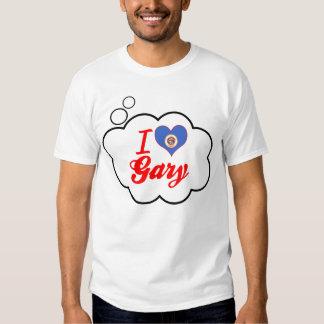 Amo Gary, Minnesota Playera