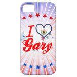 Amo Gary, Virginia Occidental iPhone 5 Case-Mate Carcasas