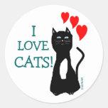¡Amo gatos!