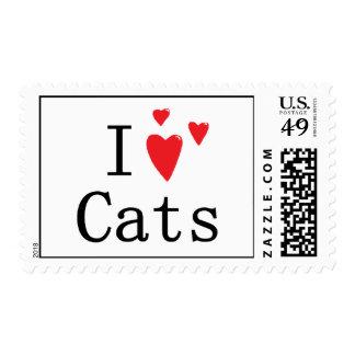 Amo gatos sellos