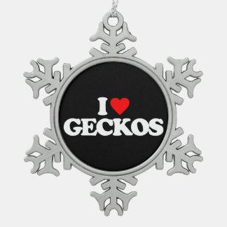 AMO GECKOS ADORNOS