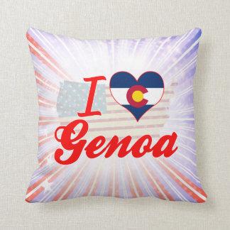 Amo Génova, Colorado Almohada