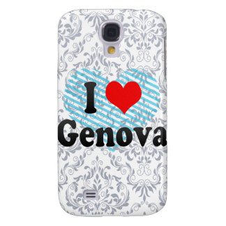 Amo Génova, Italia