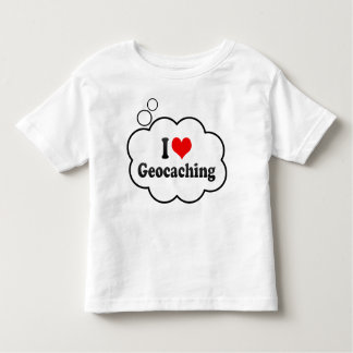 Amo Geocaching Playera De Bebé