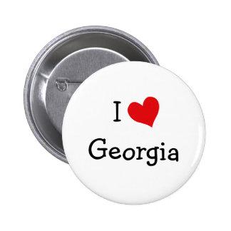 Amo Georgia Pin