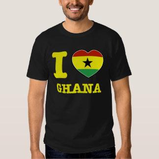 Amo Ghana Playeras