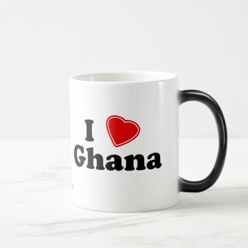 Amo Ghana Taza Mágica