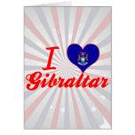 Amo Gibraltar, Michigan Felicitaciones