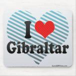 Amo Gibraltar Tapetes De Raton