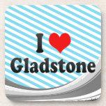 Amo Gladstone, Estados Unidos Posavasos De Bebida