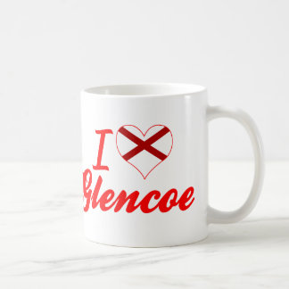 Amo Glencoe, Alabama Tazas De Café