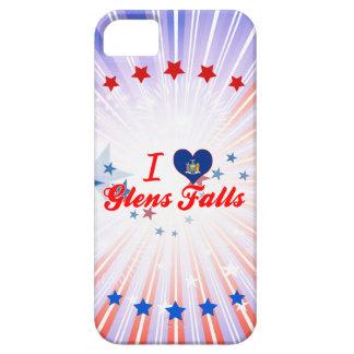 Amo Glens Falls, Nueva York iPhone 5 Carcasa