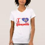 Amo Glenville, Minnesota Camiseta