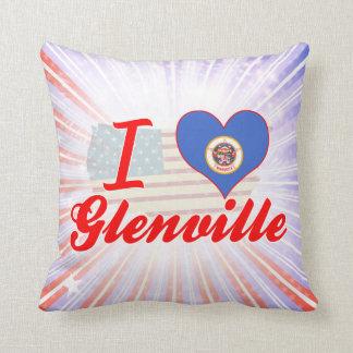 Amo Glenville, Minnesota Cojin