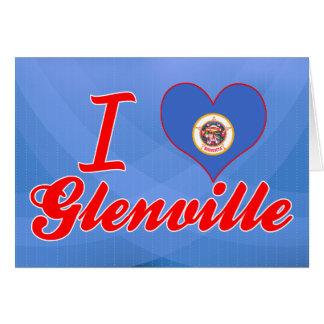 Amo Glenville, Minnesota Felicitación
