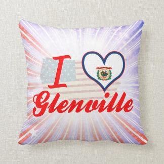 Amo Glenville, Virginia Occidental Cojines
