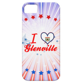 Amo Glenville, Virginia Occidental iPhone 5 Funda