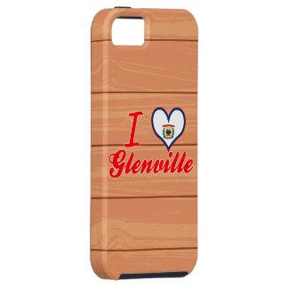 Amo Glenville, Virginia Occidental iPhone 5 Fundas