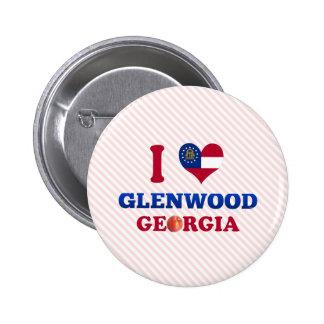 Amo Glenwood, Georgia Pins